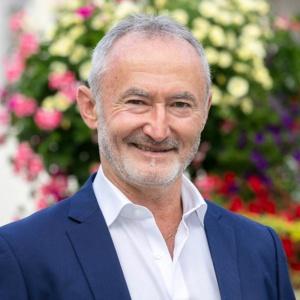 Vizebürgermeister Kurt Stefanitsch