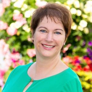 Bürgermeisterin Maria Skazel
